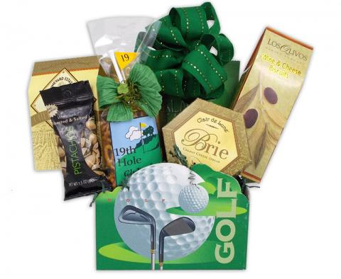 19th Hole - Golf Gift Basket